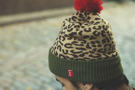 Japanese-Influenced Urban Apparel - The Acapulco Gold 2012 Fall Lookbook Features Patterned Hats