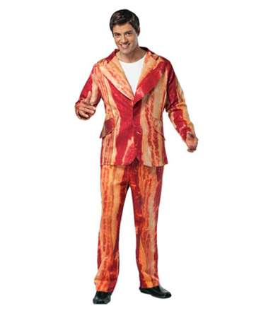 The Bacon Suit is Great for Breakfast Lovers Who Love to Joke Around