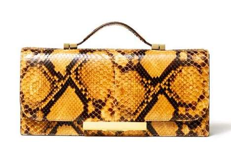 Sleek Animalistic Handbags
