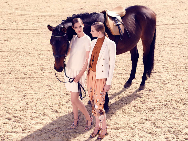 40 Equestrian Fashion Editorials