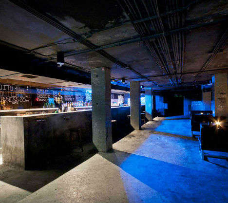Literal Underground Parties - The Shelter Nightclub is Located in a Bomb Shelter