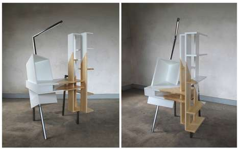 Collaborative Cabinet Creations