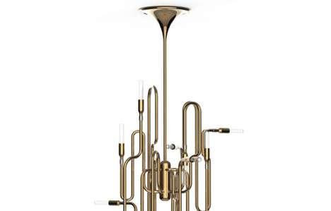 Tangled Trumpet Fixtures