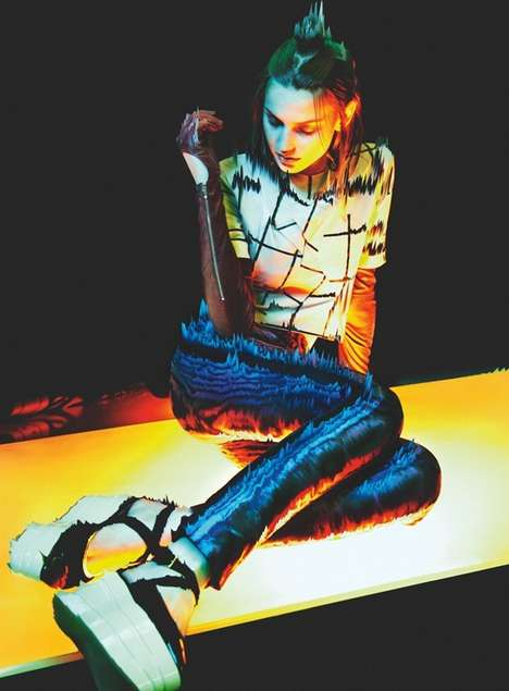 Spiked Image Editorials