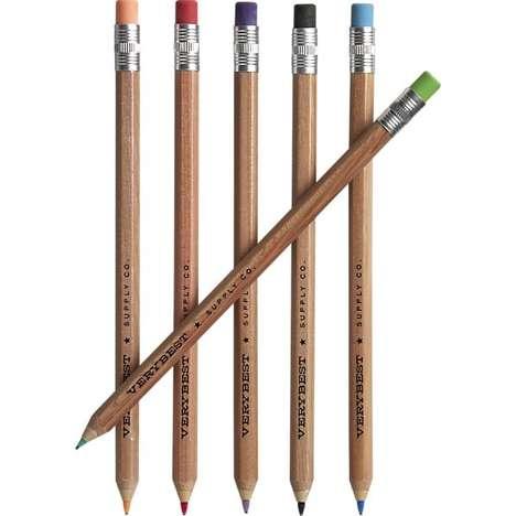 Self-Sharpening Drawing Tools