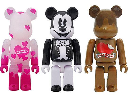 51 Imaginative Bearbrick Designs