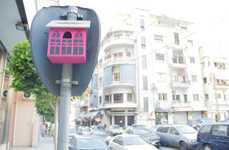 Joyful Urban Birdie Shelters