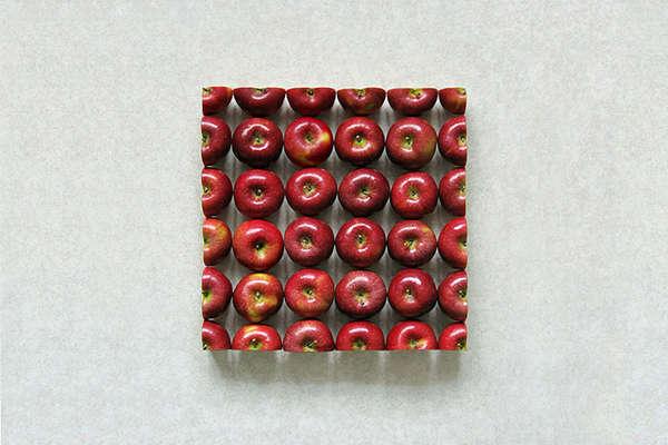 69 Delectably Edible Art Displays