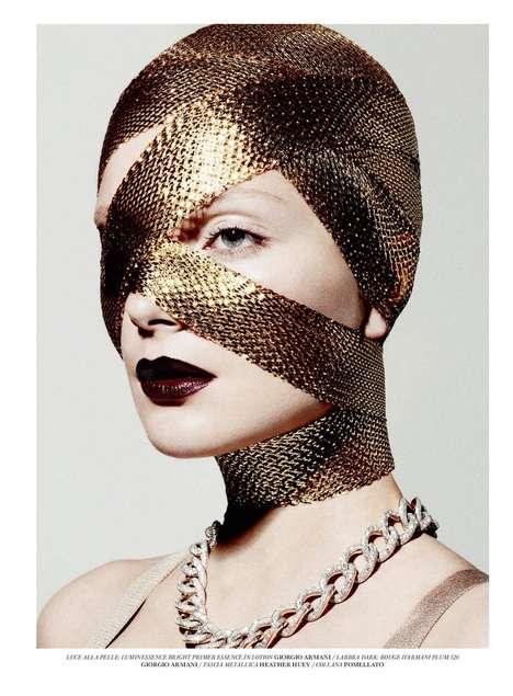 Golden Bandage Editorials