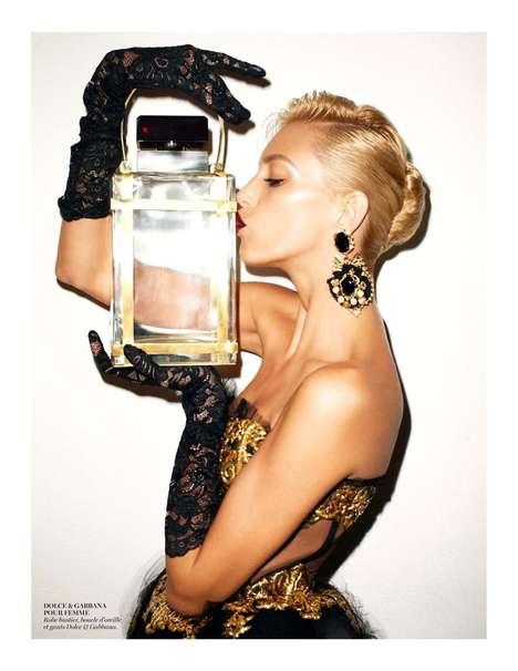 Perfume-Loving Pictorials
