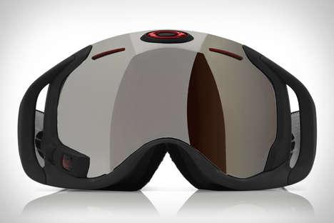 Hi-Tech Snowboarding Goggles