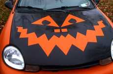 Festive Gourd Car Decorations