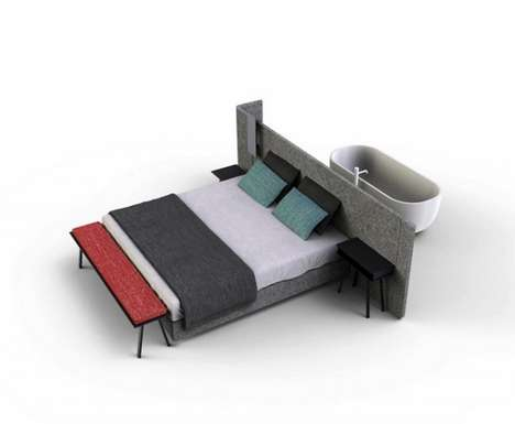Built-In Divider Sleepers