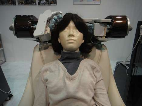 Robotic Head Massagers