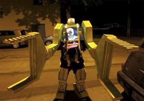 Child-Friendly Sci-Fi Costumes