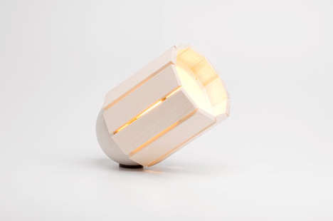 Mini Cask-Inspired Lighting
