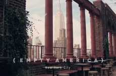 Deserted Urban Mecca Videos - 'Empy America' Shows the City of New York During Hurricane Sandy