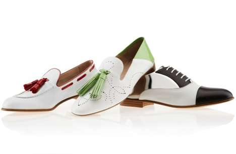 Poshly Tasselled Loafers