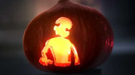 Animated Pumpkin Videos - The Stop Motion Pumpkin Carving Short Film is Brilliant