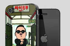 Viral Video Phone Cases - The Gangnam Style iPhone Case Shows Others Your Web-Savvy Ways