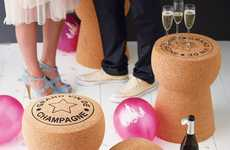 Cork Stopper Seating
