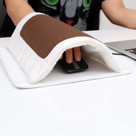 Thermal Mouse Mats