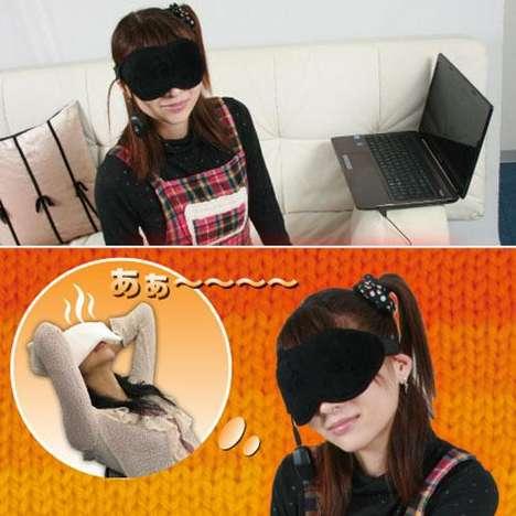 USB-Powered Eye Relaxants