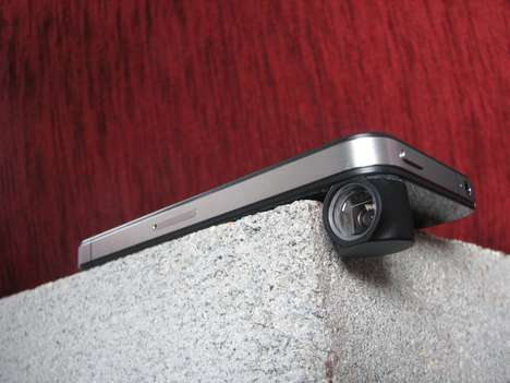 Right Angle Phonetography Attachments