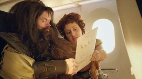 Satirical Flight Safety Films