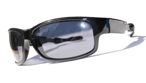 Audio-Adaptable Eyewear