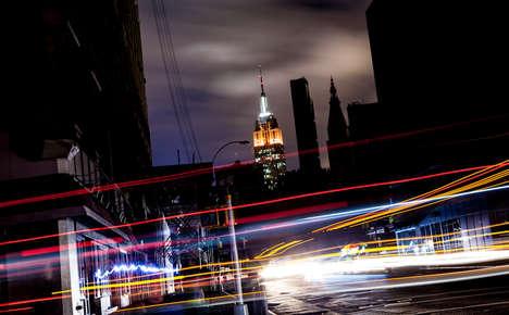 Captivating Deserted City Photographs