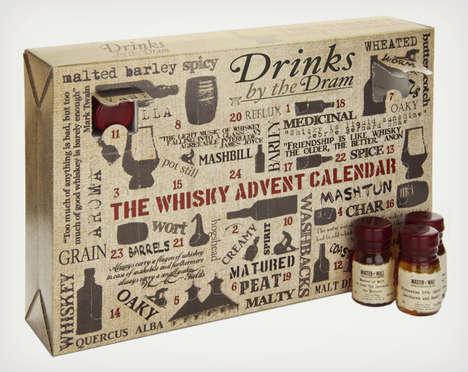 Alcoholic Countdown Calendars
