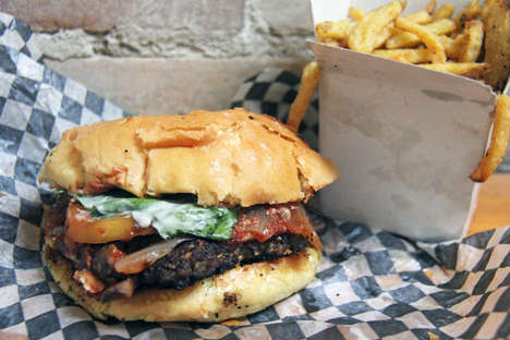 Mafioso-Inspired Burgers