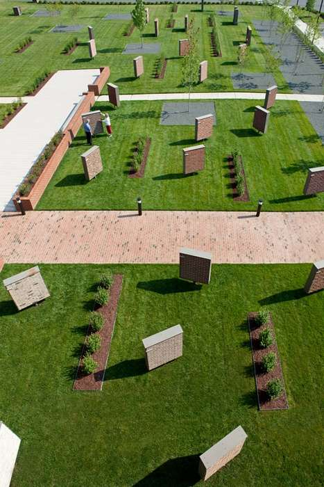 Outdoor Block Installations