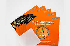 Miracle Hangover Strips