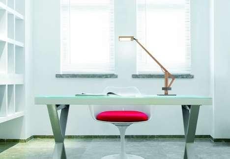 Flat-Headed Desk Lights