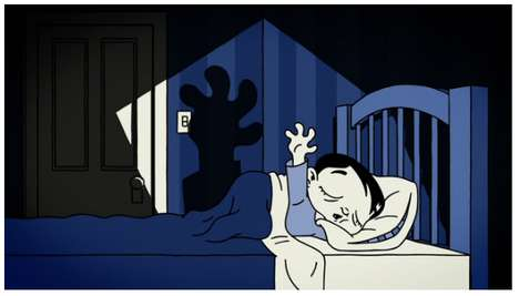 Creepy Child Animations