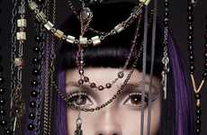 Haute Wiccan-Inspired Editorials