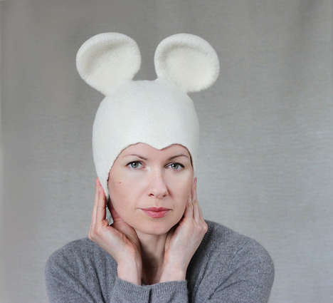 Rodent-Inspired Head Warmers