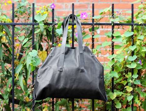 Origami-Inspired Bags