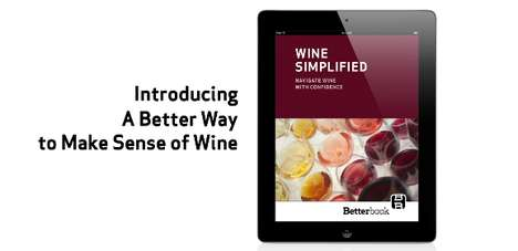 Digital Sommelier Tools - The iOS 'Wine Simplified' Book Breaks Down Critical Vino Information