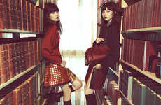 Rebel School Girl Editorials