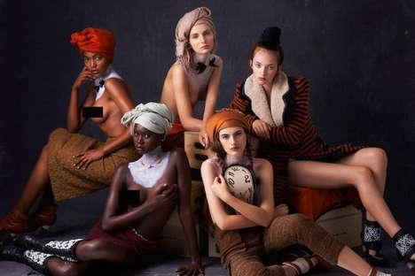 Tribal-Inspired Autumn Fashion