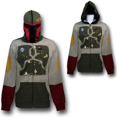 Villainous Bounty Hunter Sweaters