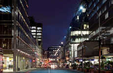 Tablet-Controlled Streetlights - The UK City Council Cuts Costs with New Energy Saving Mechanism