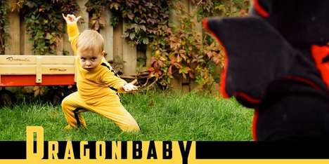 The 'Dragon Baby' Video Adds Creativity and Hilarity to Kill Bill Parody