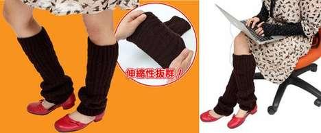 USB Leg Warmers