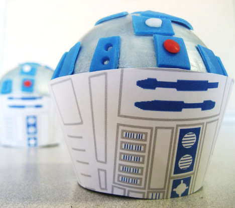 Sci-Fi Baking Accessories