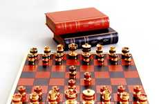 $77,880 Chess Sets - The Geoffrey Parker Chess Set is One of the World's Most Expensive Game Piece