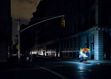 Iwan Baan Captures New York After the Storm in This Stiking Series